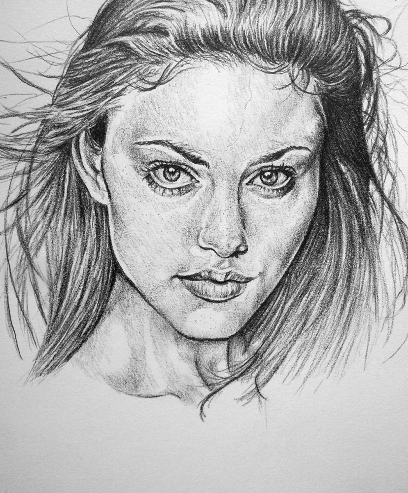 Phoebe Tonkin by Esus
